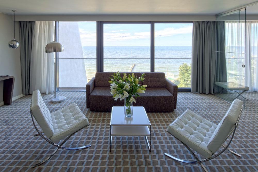 hotel marine in kolberg silvester. Black Bedroom Furniture Sets. Home Design Ideas